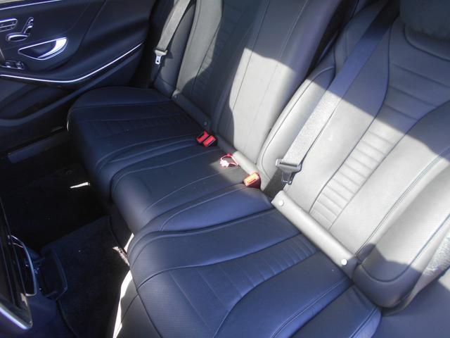 S550ロング AMGスポーツパッケージ 65スタイルエアロ 後期ヘッドライト AMGタイプ20AW ローダウン(20枚目)