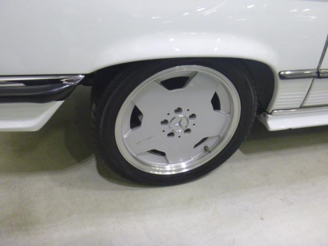 メルセデス・ベンツ M・ベンツ 560SL  AMGエアロ 17インチアルミ