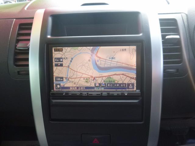 日産 エクストレイル 20X 4WD 禁煙車 ナビTV シートヒーター