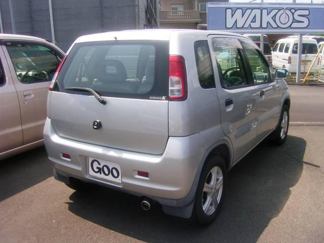スズキ Kei ターボ 4WD