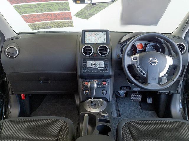 日産 デュアリス 20G FOUR 国産モデル 1オーナー