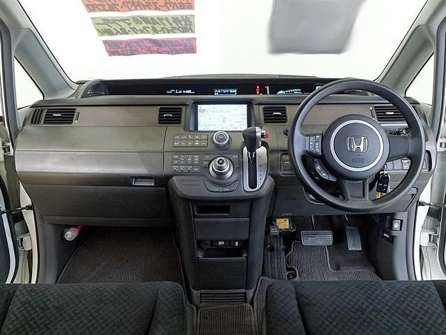 ホンダ ステップワゴン 2.0G LS 無限エアロ 1オーナー