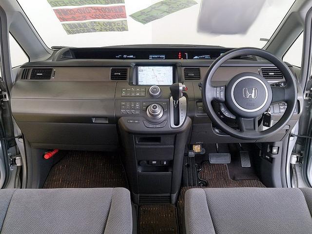 ホンダ ステップワゴン G Lパケ ツインナビ 1オーナー