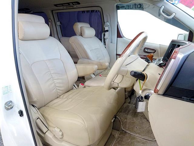 日産 エルグランド 5ドア2.5V エアロ BOSE 1オーナー