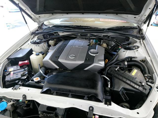 日産 シーマ 3.0 300G ターボ 本革 ワンオーナー