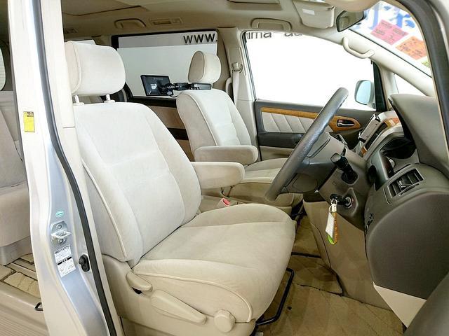 V2.4AX Lエディション 4WD 8人 ワンオーナー(12枚目)
