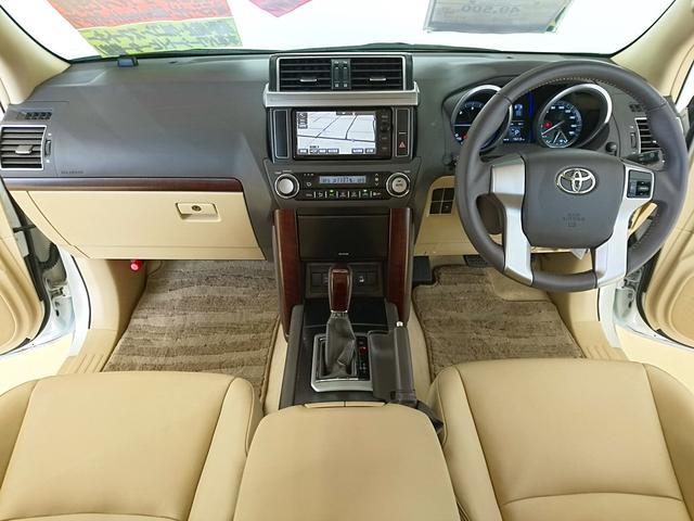 「トヨタ」「ランドクルーザープラド」「SUV・クロカン」「静岡県」の中古車9