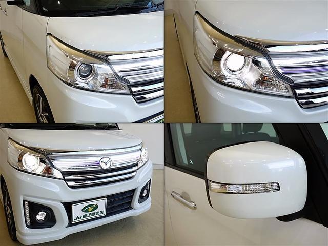 暗い夜道も安心・安全に!!HIDライトの閃光が明るくドライブをサポートします。雨の夜道も明るくて運転しやすいですよ