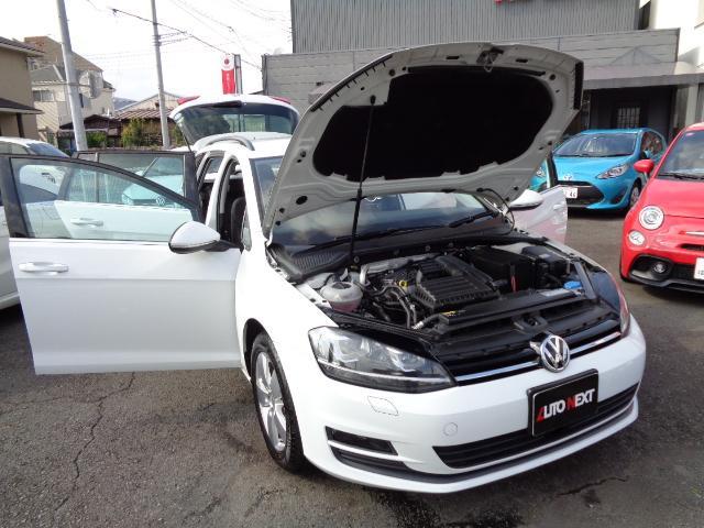 「フォルクスワーゲン」「VW ゴルフヴァリアント」「ステーションワゴン」「静岡県」の中古車23