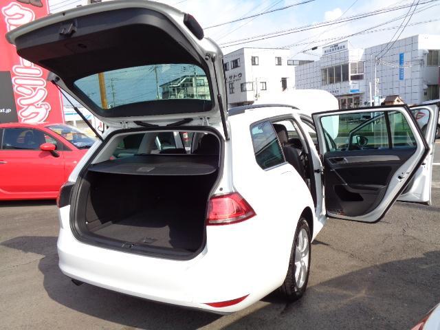 「フォルクスワーゲン」「VW ゴルフヴァリアント」「ステーションワゴン」「静岡県」の中古車28
