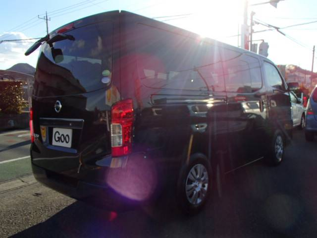 日産 NV350キャラバンバン ロングDX EXパッケージ ナビ ETC付