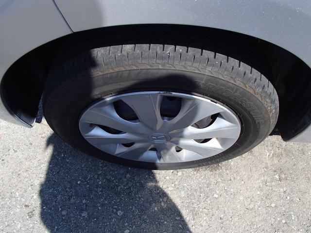 タイヤの山もまだ十分残っています♪