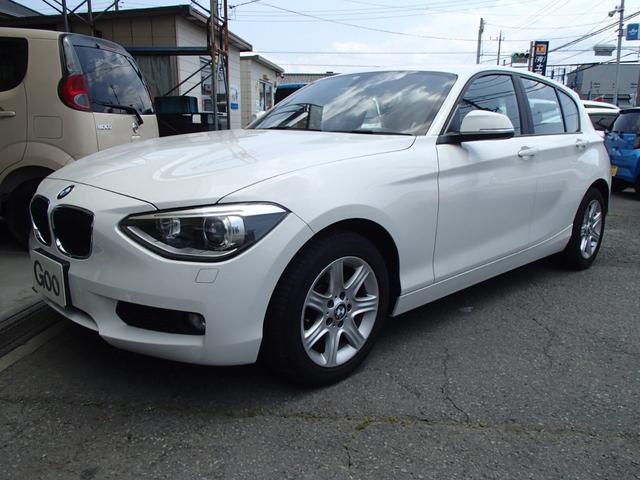 「BMW」「1シリーズ」「コンパクトカー」「静岡県」の中古車7