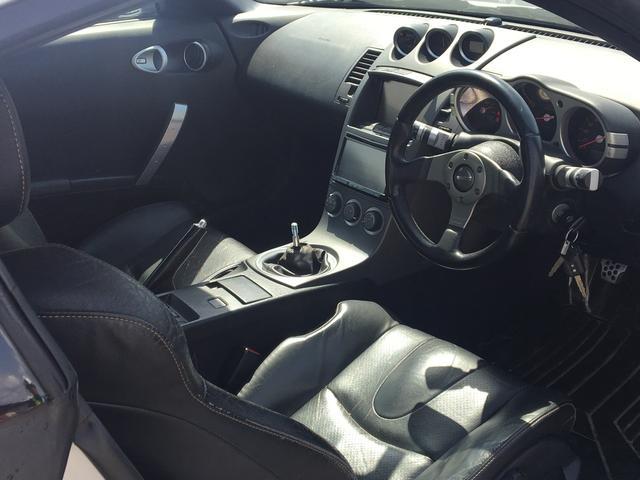 日産 フェアレディZ バージョンST 車高調 19インチAW