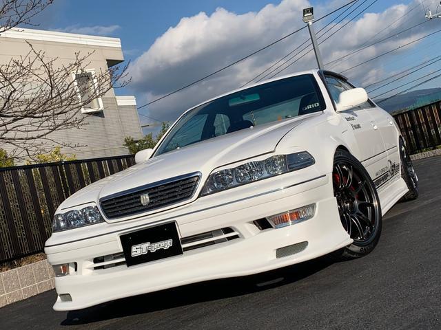 「トヨタ」「マークII」「セダン」「静岡県」の中古車6