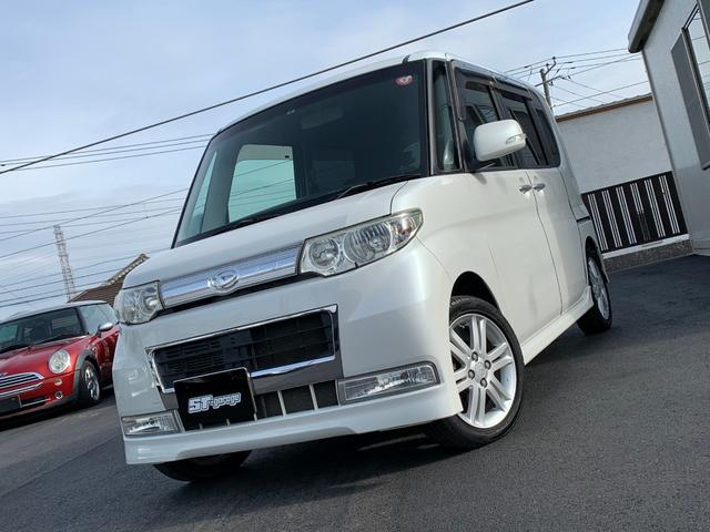 「ダイハツ」「タント」「コンパクトカー」「静岡県」の中古車5