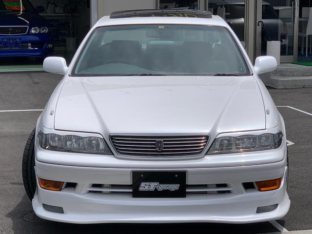 「トヨタ」「マークII」「セダン」「静岡県」の中古車3