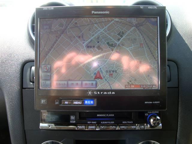 アウディ アウディ A3 2.0FSI スポーツ ディーラー車 社外HDDナビ HID