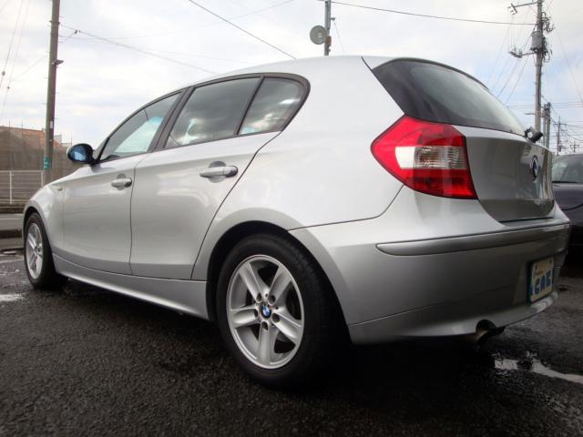 BMW BMW 118i ディーラー車 保証書 取説 黒革シート ETC