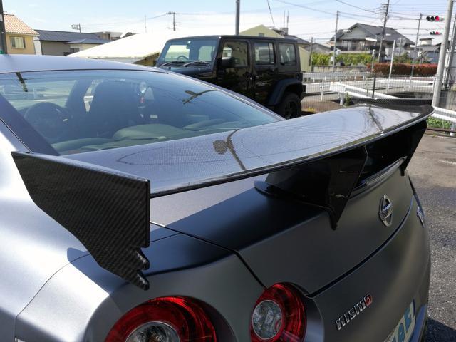 日産 GT-R ニスモ専用特別色 ニスモスポーツリセッティング 車庫保管車輌