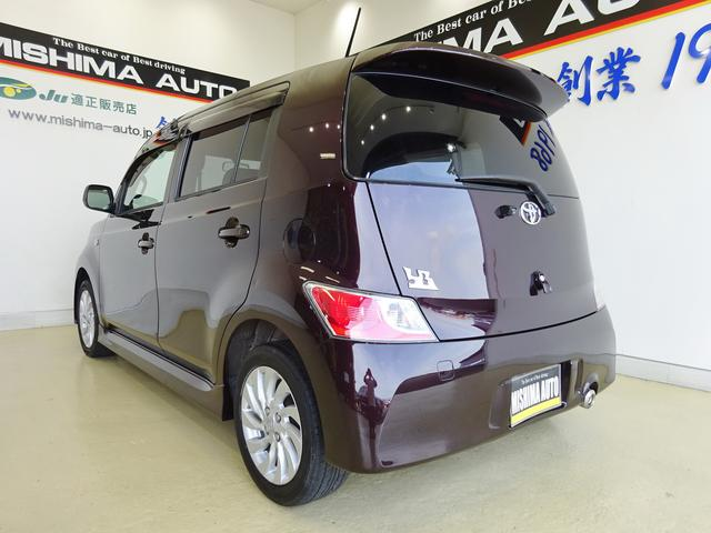 「トヨタ」「bB」「ミニバン・ワンボックス」「静岡県」の中古車2