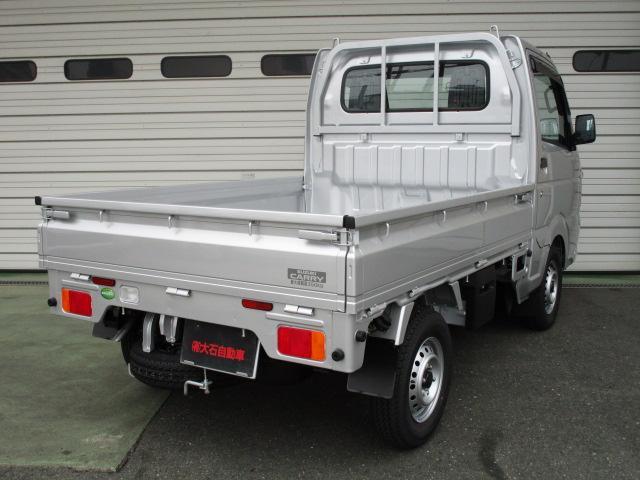 スズキ キャリイトラック KCエアコン・パワステ・4WD・オートマ