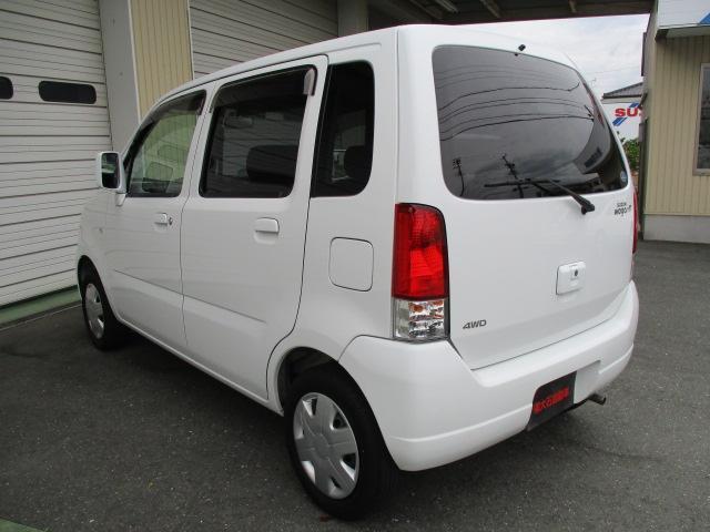 スズキ ワゴンR N-1 4WD 5速MT