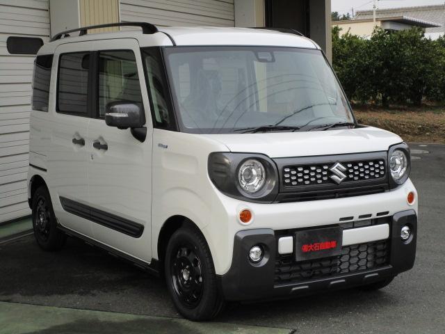 「スズキ」「スペーシアギア」「コンパクトカー」「静岡県」の中古車6