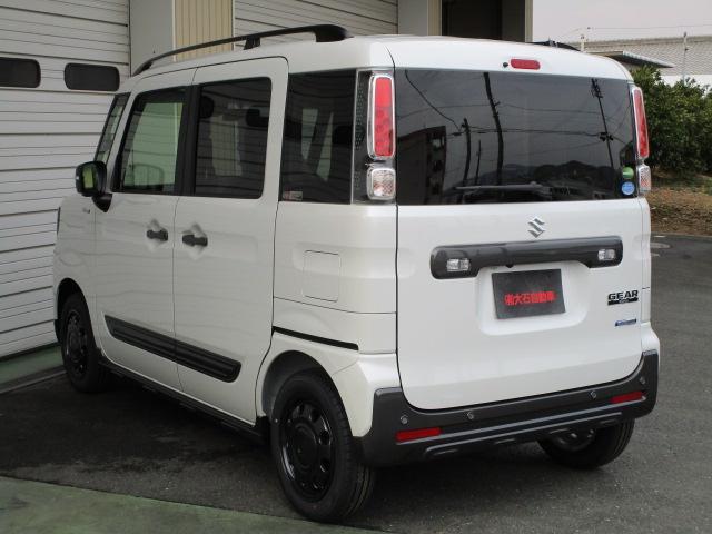 「スズキ」「スペーシアギア」「コンパクトカー」「静岡県」の中古車9
