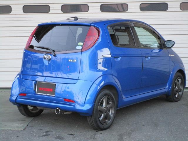 「スバル」「R2」「軽自動車」「静岡県」の中古車8