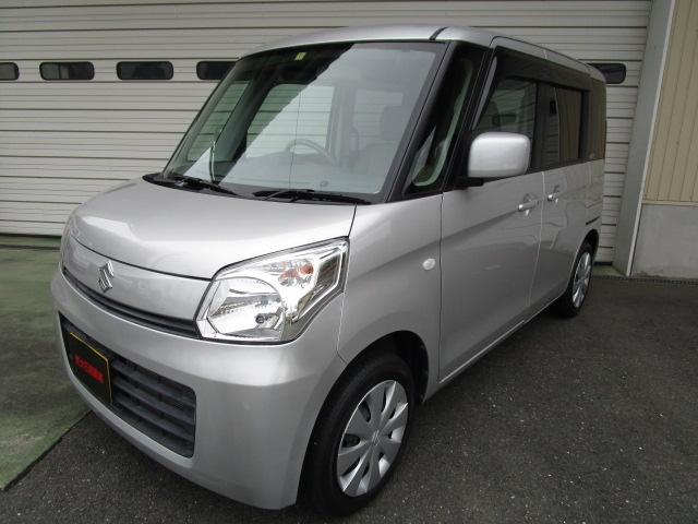 「スズキ」「スペーシア」「コンパクトカー」「静岡県」の中古車7