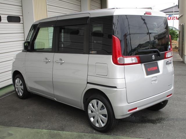 「スズキ」「スペーシア」「コンパクトカー」「静岡県」の中古車9