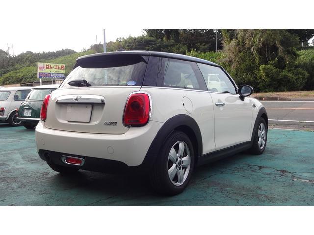 「MINI」「MINI」「コンパクトカー」「静岡県」の中古車8