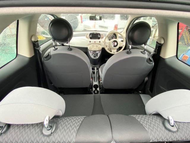 「フィアット」「フィアット 500」「コンパクトカー」「静岡県」の中古車13
