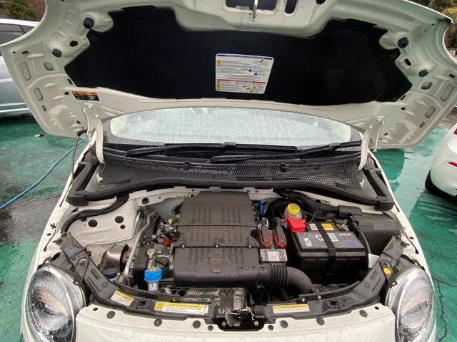 「フィアット」「フィアット 500」「コンパクトカー」「静岡県」の中古車14