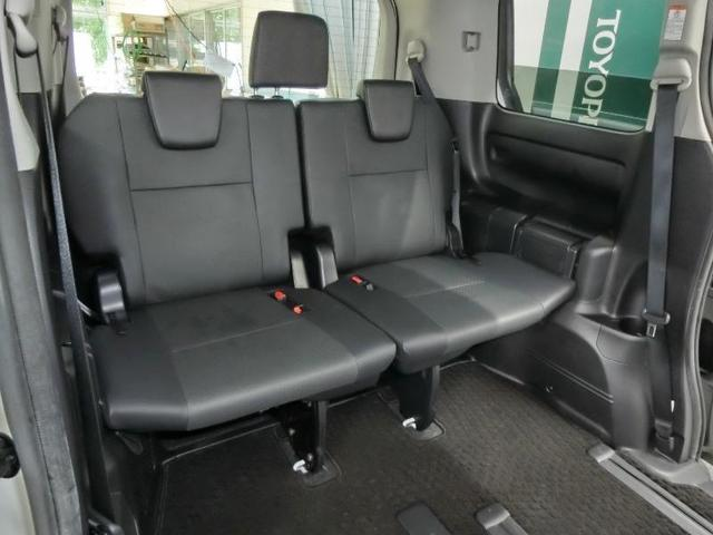 Gi トヨタセーフティセンス 8人乗り 両側電動スライドドア ドライブレコーダー 後席モニター ETC スマートキー クルーズコントロール LEDヘッドライト 純正15インチアルミホイール 禁煙車(6枚目)