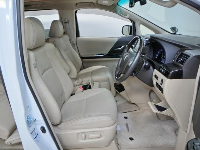 トヨタ アルファード 350G Lパッケージ 4WD サンルーフ 本革