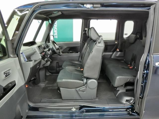 カスタムRS ターボエンジン スマートアシストIII LEDヘッドライト クリアランスソナー 両側電動スライドドア 純正15インチアルミホイール ベンチシート アイドリングストップ スマートキー カーテンエアバッグ(4枚目)