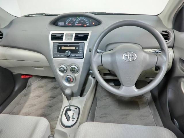 トヨタ ベルタ X ETC CDデッキ キーレス