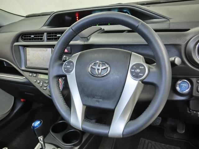 「トヨタ」「アクア」「コンパクトカー」「静岡県」の中古車18