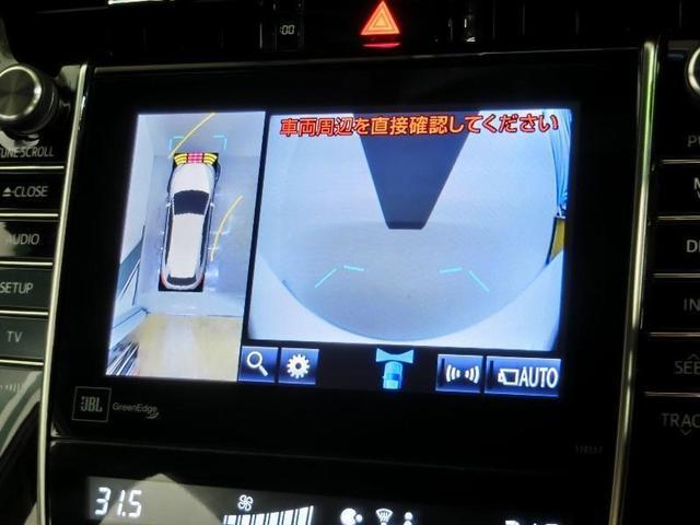 プレミアム アドバンスドパッケージ トヨタセーフティセンス サンルーフ パノラミックビューモニター ICS 純正18インチアルミホイール LEDヘッドライト ETC クルーズコントロール 禁煙車 ワンオーナー(6枚目)