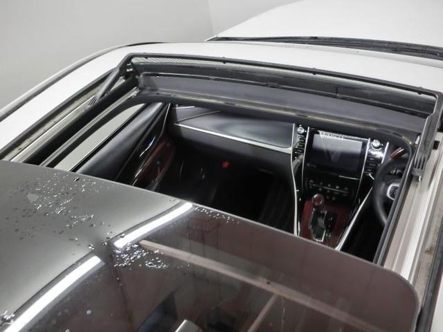 プレミアム アドバンスドパッケージ トヨタセーフティセンス サンルーフ パノラミックビューモニター ICS 純正18インチアルミホイール LEDヘッドライト ETC クルーズコントロール 禁煙車 ワンオーナー(15枚目)