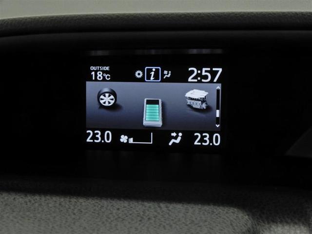 マルチインフォメーシヨンディスプレイ装備!エネルギーモニター表示します。