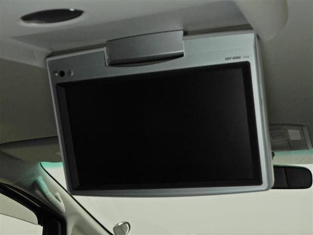 後席ディスプレイ搭載!ロングドライブには欠かせません。