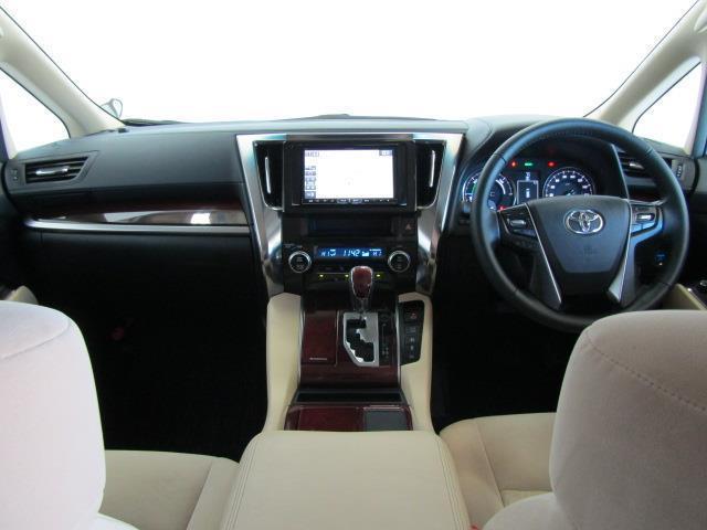 X メモリーナビ フルセグ バックカメラ DVD再生 後席モニター 4WD スマートキー ETC LEDヘッドランプ 両側電動スライド 3列シート 乗車定員7人 オートクルーズコントロール ワンオーナー(4枚目)