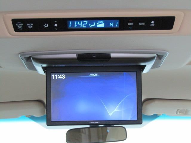 X メモリーナビ フルセグ バックカメラ DVD再生 後席モニター 4WD スマートキー ETC LEDヘッドランプ 両側電動スライド 3列シート 乗車定員7人 オートクルーズコントロール ワンオーナー(11枚目)