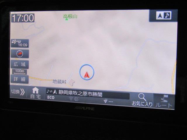 RS 衝突被害軽減システム メモリーナビ フルセグ DVD再生 スマートキー ETC LEDヘッドランプ ワンオーナー 6速マニュアル アルミホイール(9枚目)
