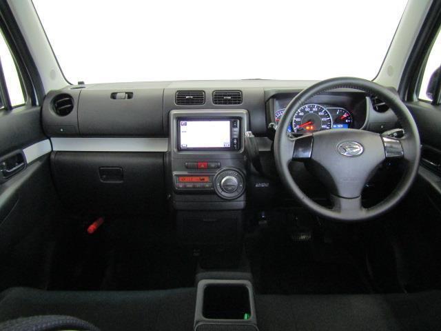 カスタム RS メモリーナビ フルセグ DVD再生 ミュージックプレイヤー接続可 スマートキー ETC HIDヘッドライト アルミホイール(4枚目)