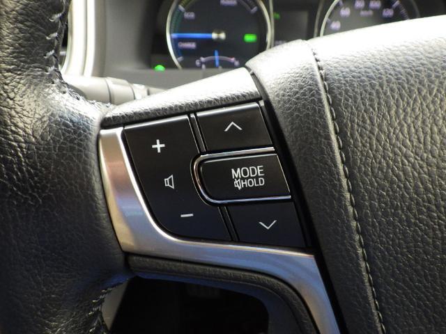 トヨタ クラウンハイブリッド ロイヤルサルーン メーカー装着HDDナビ フルセグTV