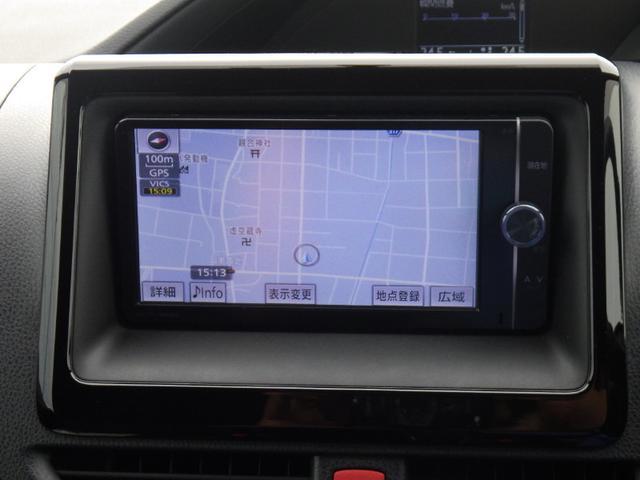 X 純正メモリーナビ フルセグTV 片側電動スライドドア(6枚目)